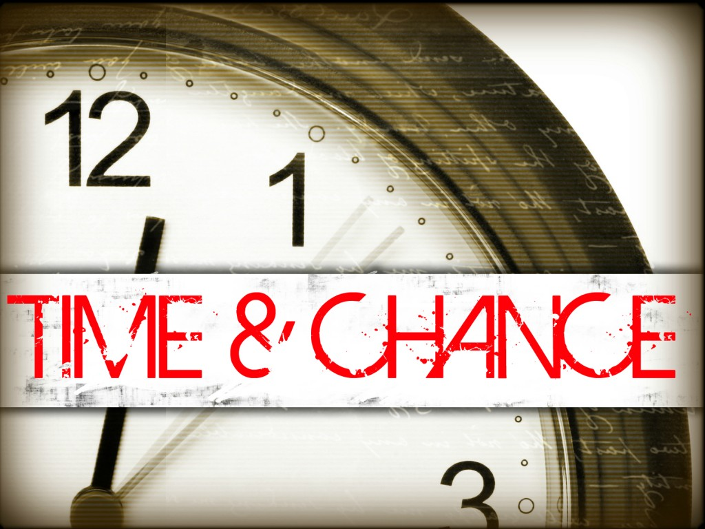 time-and-chance